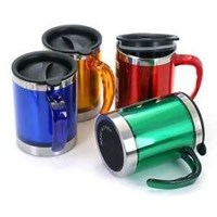 Jual Mug Stainless Warna