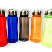 Botol Minum Stainless Plastik