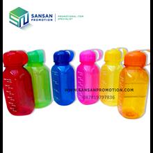 Botol Minum Plastik (600 ml)