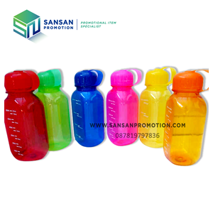 Plastic Drinking Bottles (600 ml)