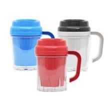 Gelas Promosi Mug Plastik Warna