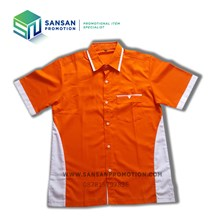 Short sleeve shirt Combination 1