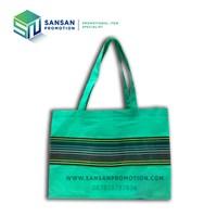 Goodie Bag Stripe Eco (Green)
