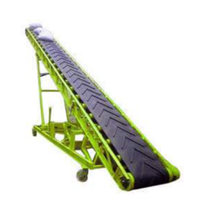 Conveyor transfer material