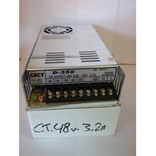 SWITCHING POWER SUPPLY CT48V3.2A