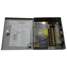 Power Supply Box 12V10A9J