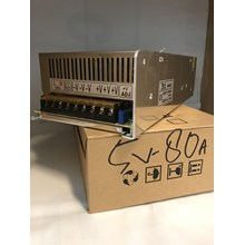 Switching Power Supply 5V 80A