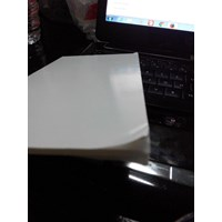 Jual white paper board