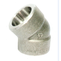 Elbow Socket Welding 45 1