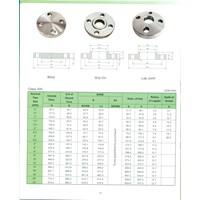 Distributor Socket Weld Flange Class 300 3