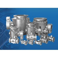 TRUNNION BALL VALVE GLT