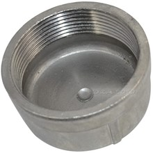CAP STAINLESS STEEL