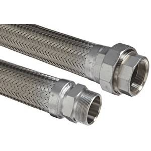 FLEXIBLE HOSE STAINLESS STEEL