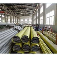 PIPA TUBING STAINLESS STEEL 1