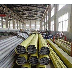 PIPA TUBING STAINLESS STEEL