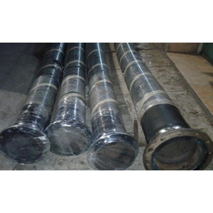 RUBBER HOSE JOINT COUPLING NPT AND FLANGE.