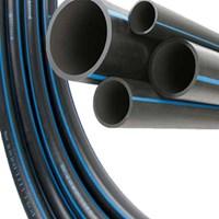 Pipa PVC Rucika Black SDR 11 PN 16