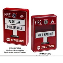 Secutron Manual Pull Station