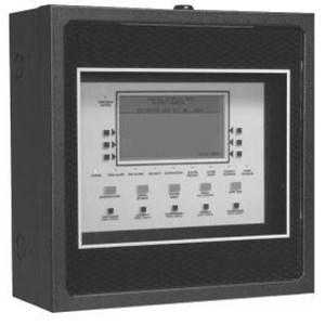 Annunciator Panel Addressable 3 - 10 Loop LCD 160 Notifier