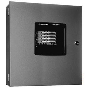 alarm kebakaran Master Control Panel 4 zone  SFP 2404E Notifier