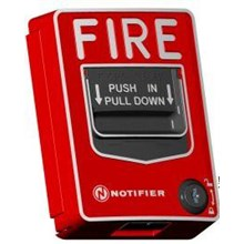 Manual Pull Station NBG-12LX Notifier