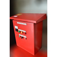 Panel Pompa Pemadam Kebakaran Standar Nfpa 20