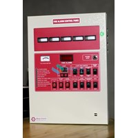 Jual Master Control Panel 5 zone Hong Chang