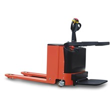 Pallet Mover With Pedal