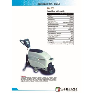steam clener Auto Scrubber AC