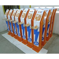 Jual Rak Display Perabot Komersial