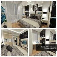 Jual Apartement Interior Furniture Bergaransi