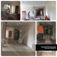 Kontraktor Granit Tile Murah Di Surabaya