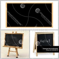 Jual Black Board Murah Disurabaya