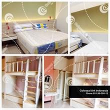 Tempat Tidur Custom