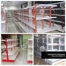Rak Toko Supermarket Murah Di Surabaya
