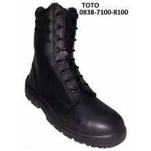 SAFETY SHOES UNICORN 1801 BLACK  KN