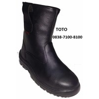 SAFETY SHOES UNICORN 1802 BLACK  KX