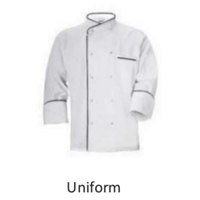 Uniform Kitchen Department