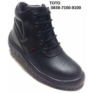 Sepatu Safety NBR  601  HDM