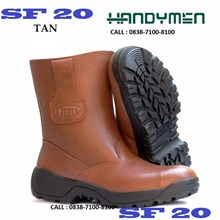 HANDYMEN SAFETY SHOES SF 20 TAN