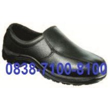 SAFETY SHOES DR.OSHA GEORGE SLIP ON RUBBER