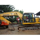 FOR RENTAL - SEWA :Excavators  Komatsu PC200 - PC200-7 - PC200-8 3
