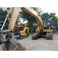 FOR RENTAL - SEWA :Excavators  Komatsu PC200 - PC200-7 - PC200-8