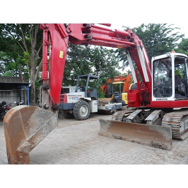 FOR RENTAL - SEWA EXCAVATORS PC100 - PC128 - EX100