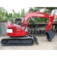 For RENT-RENTAL: Excavators Komatsu PC75-PC78 East Java