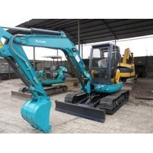 FOR RENTAL - SEWA : Excavators PC50 Kubota