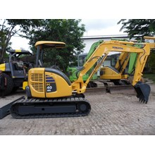FOR RENTAL - SEWA Mini Excavator Komatsu PC40 Jawa