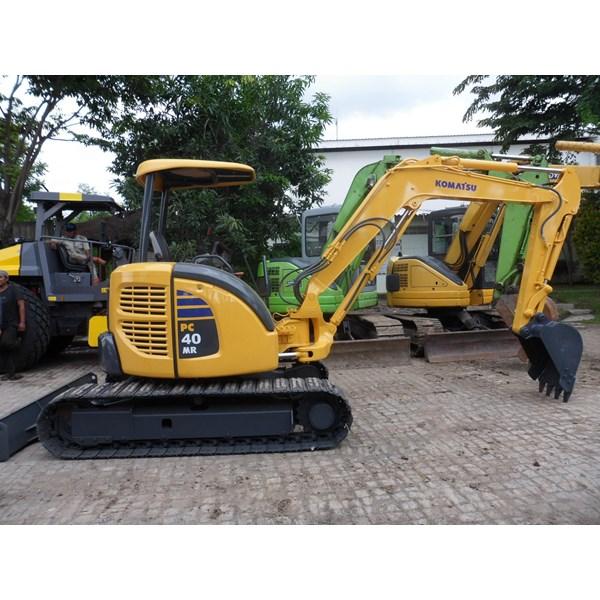 FOR RENTAL - SEWA Mini Excavator Komatsu PC40 Jawa Timur