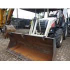 Excavators FOR RENTAL: Backhoe Loader 1 M3 Terex 820 (Jawa Timur) 4