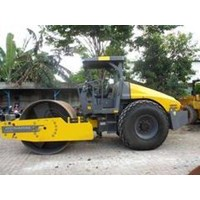 For RENTAL-RENT: Dynapac CA250D Compactor Vibro 12-25 tons of East Java Th 2015